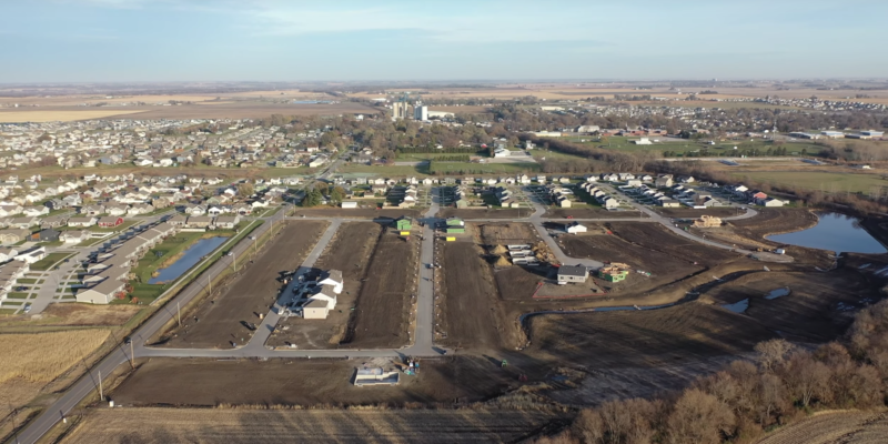 Quail Run in Bondurant, Iowa