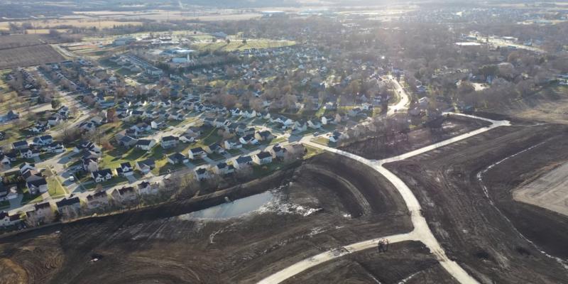 Hughes Century Crossing in Norwalk, Iowa